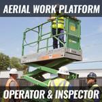 Aerial Work Platform Operator and Inspector - NACB