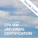 EPA 608 Technician Certification Exam Online Anytime