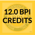 BPI Continuing Education – 12 CEU Package A