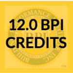 BPI Continuing Education – 12 CEU Package A