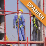 4-Hour Supported Scaffold User Safety Training in Spanish
