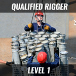 Qualified Rigger Level 1 - NACB