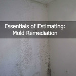 Essentials of Estimating: Mold Remediation