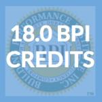 BPI Continuing Education – 18 CEU Package B