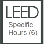 6-Hour LEED Specific CMP Package - GBRI