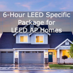 6-Hour LEED-Specific CMP Package for LEED AP Homes