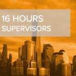 16-Hour SST Site Supervisor Combo