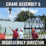 Crane Assembly & Disassembly Director - NACB