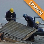 Asbestos Roofer Worker Refresher - Spanish