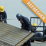 Asbestos Roofer Worker - Refresher