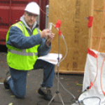 Asbestos Air Sampling Technician