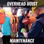 Overhead Hoist Maintenance - NACB