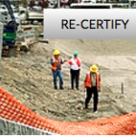 CESCL: Erosion and Sediment Control Lead Re-Certification