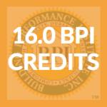 BPI Continuing Education – 16 CEU Package B