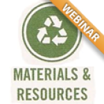 Introduction to Materials and Resources Webinar