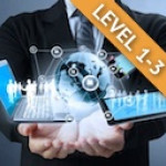 Level 1-3: Complete Hands-On Business Analytics and Testing Online Anytime