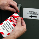 Lockout/Tagout Blockout