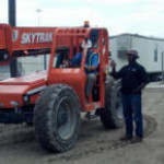 Rough Terrain Fork Truck Operator
