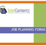 Total Contentz Job Planning System Online Anytime